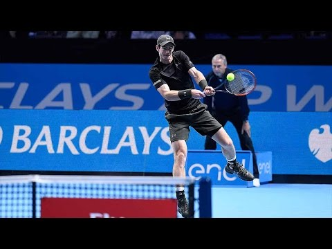 Murray Dismisses Wawrinka In London Highlights