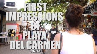Playa del Carmen, Mexico | Cutest Airbnb ever!! | Central America Travel Vlog E48