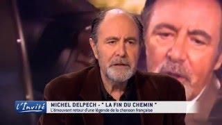 Michel Delpech : la mort