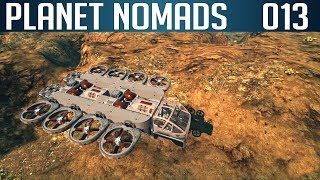 PLANET NOMADS #013 | Uran - Gold und Xaenit | Let's Play Gameplay Deutsch thumbnail