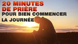 La prière du matin pour bien commencer la journée