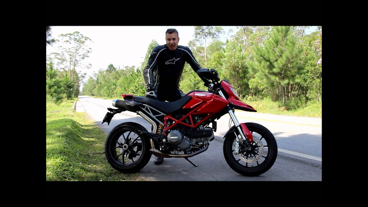 um lan amento jeskap ducati hypermotard 796 youtube. Black Bedroom Furniture Sets. Home Design Ideas