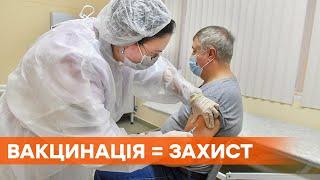 Провальная вакцинация в Украине почему важно прививаться от коронавируса