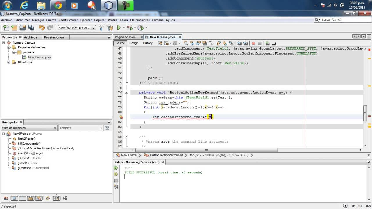 Java Developer Numeros Capicuas Y Palabras Palindromas En Java