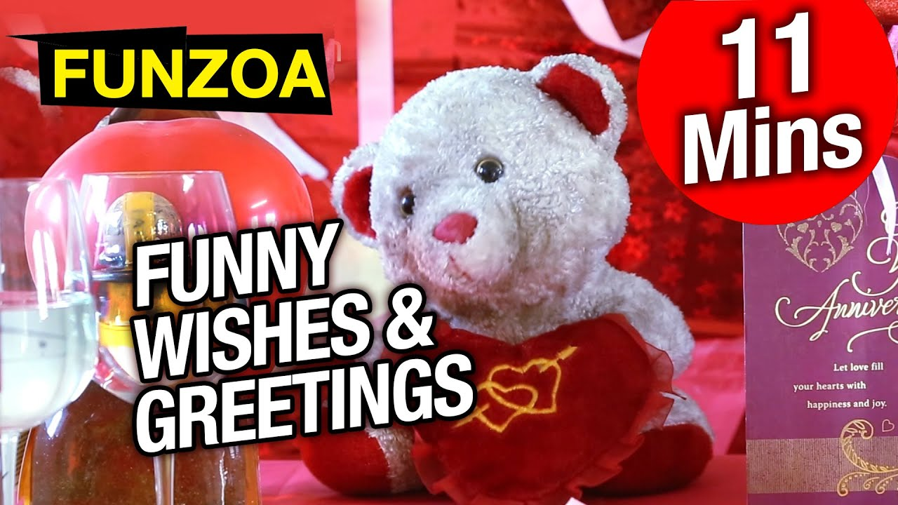 Funny Happy Birthday+ Funny Happy Anniversary | Funny Wishes & Greeting |  11 Min Funzoa Compilation