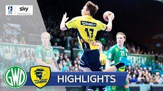 TSV GWD Minden - Rhein-Neckar Löwen | Highlights - DKB Handball Bundesliga 2018/19