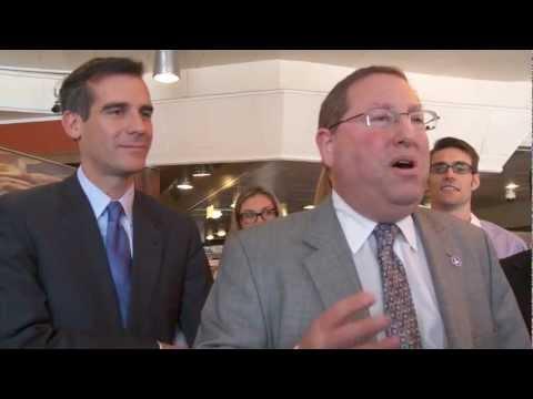 Paul Koretz endorses Eric Garcetti for LA Mayor!