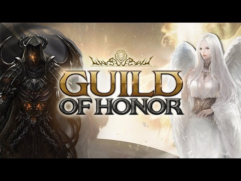 GUILD OF HONOR - iOS / Android Gameplay Trailer