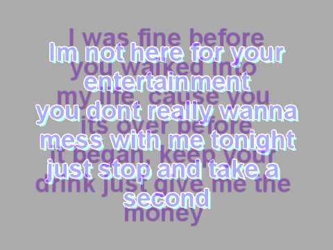 Pink-U+Ur Hand(lyric)(HQ+HD)