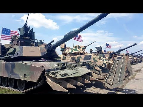 High Tension: US Military Today - Thursday, September 12, 2019
