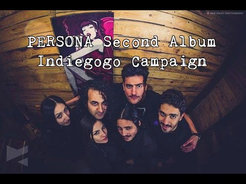 Persona - Second album (Indiegogo campaign)