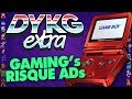 Nintendo & SEGA's Risque Ads [Video Game Ads] - Did You Know Gaming? extra Feat. JaboodyDubs