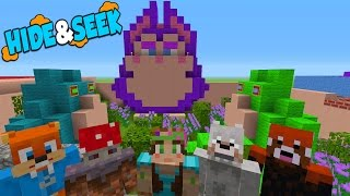 Minecraft Xbox Hide and Seek - TATTLETAIL (NEW RULES)