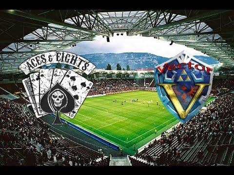 Megaball Champions League #3. Regular Season. 1 тур. Aces & Eights vs Vector