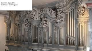 Michael Henkel: 24 Orgelstücke op. 26 / Teil 1