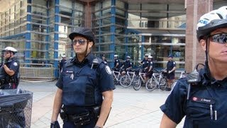 the problem with toronto police no communication and no accountablity