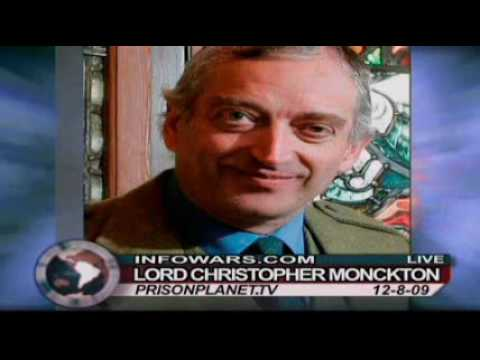 Lord Monckton at Copenhagen-Financial Looting Through New Tr