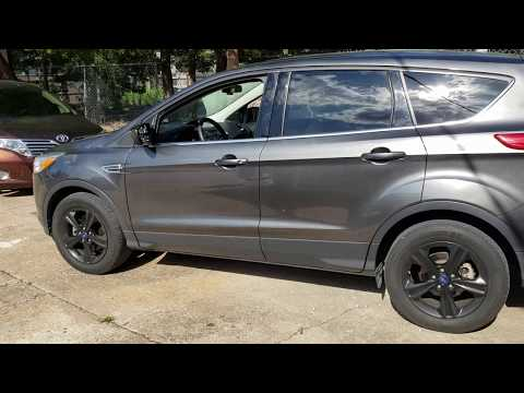 2016 Ford Escape Plug & Play Remote Start Kit - FULL INSTALL