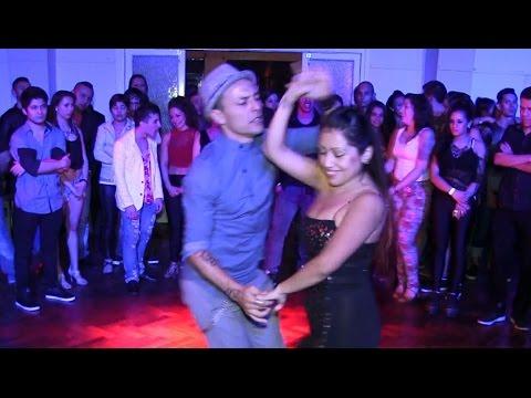 Mar del Plata Salsa Congress 2015 ~ Social ~ Fernando Sosa & Ladies