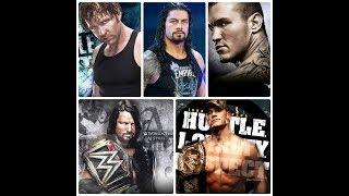 Top 10 đô vật WWE nhiều fan nhất Việt Nam