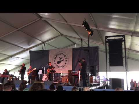 Iron & Wine and Ben Bridwell - This Must Be The Place at Newport Folk Festival 2015