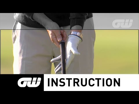 GW Instruction: Play Like a Pro - Lesson 4 - Top Hand Grip