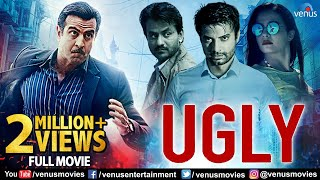 Ugly Full Hindi Movie | Hindi Movies | Ronit Roy | Surveen Chawla | Rahul Bhatt | Thriller Movies