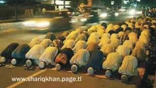 Wherever You Are .. Pray To ALLAH