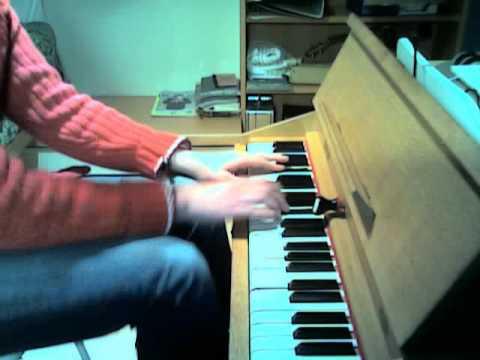 Late Again - Stealers Wheel (Harmonium cover improvisation)