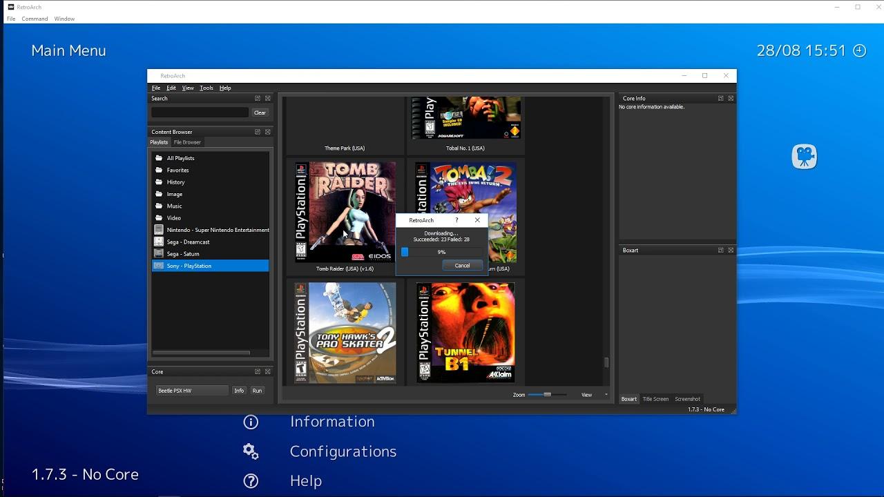EMU]Rilasciato RetroArch v1 7 4 GamesandConsoles