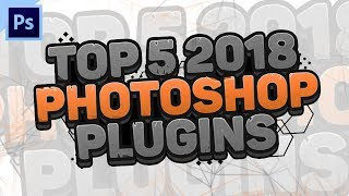 Top 5 Free Photoshop Plugins 2018 by Qehzy