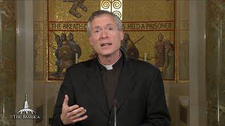 """2021 Lenten Reflection Series – Fr. Luke Ballman """"The Repentant Thief as a Guide through Lent"""""""