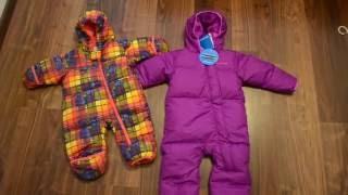 Детский зимний комбинезон Columbia(, 2016-08-04T19:19:11.000Z)