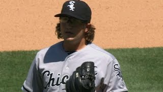 CWS@LAA: Fulmer fans two Angels in ML debut