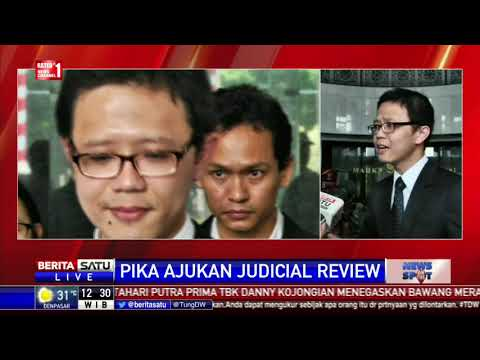 PIKA Ajukan Judicial Review UU Pemilu