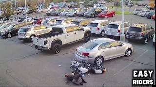 Мото приколы 2017 Motorcycle  Fail Win #11
