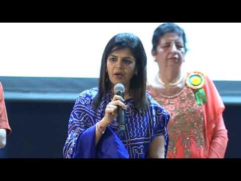 Deep Pragatya by Respected Deputy Mayor-Rajkot-Dr.Darshitaben Shah--Smile Karaoke Club--02.09.2017