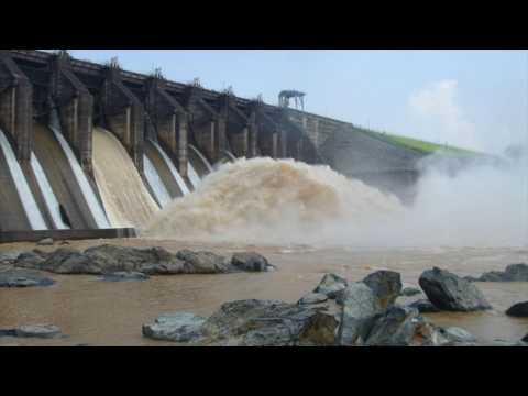 Panchet Dam, Dhanbad, Jharkhand, India