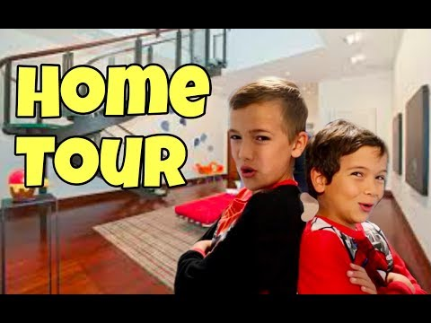 Download Youtube: HOME TOUR | WHOLE HOUSE MAKEOVER 2017
