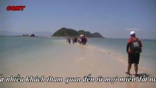 Du lịch đảo Điệp Sơn - Điệp Sơn Thủy lộ - Diep Son Island - Viet Nam.