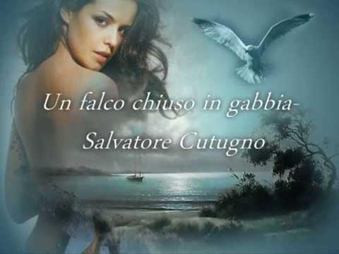Клип Toto Cutugno - Un falco chiuso in gabbia