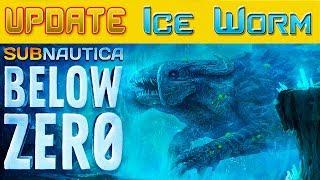ОНОВЛЕННЯ #5 ●ICE WORM● Гра Subnautica BELOW ZERO News #29