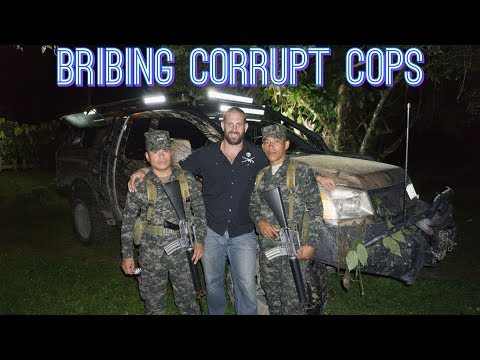 Corrupt Police: Bribery and Detection Guide