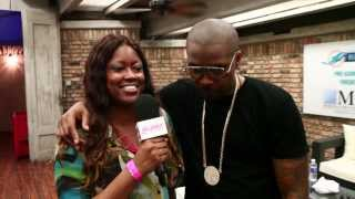 Nas Interview at Soul Frito with In The Mix TV Show