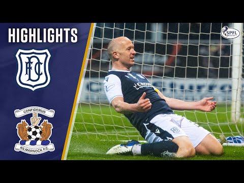 Dundee Kilmarnock Goals And Highlights