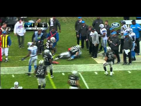 Nate Burleson 2011-2012 Highlights