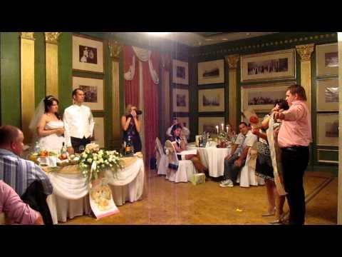 СУПЕР оригинальное поздравление на свадьбе))))))) | Ваш ведущий и организатор Гарик Шаповалов - Познавательные и прикольные видеоролики