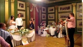 СУПЕР оригинальное поздравление на свадьбе))))))) | Ваш ведущий и организатор Гарик Шаповалов