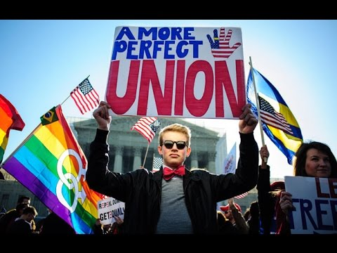 HISTORY: Marriage Equality A Constitutional Right In America