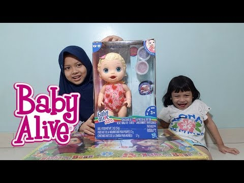 Boneka Baby Alive - Review Mainan Anak Perempuan Indonesia a495644b60